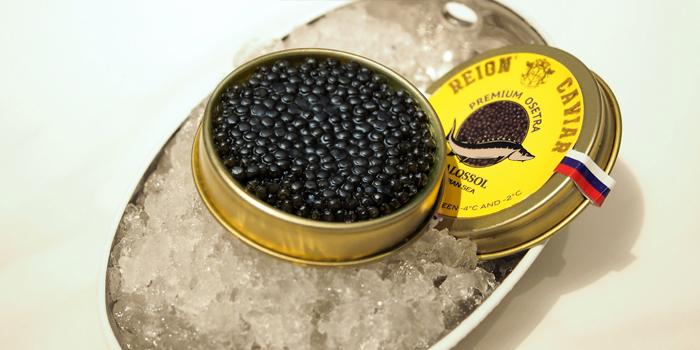 Caviar, Reign The Abalone House (Tsim Sha Tsui), Hong Kong