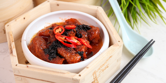 Chicken Feet with Special Sauce from The Dim Sum Place in Bugis, Singapore