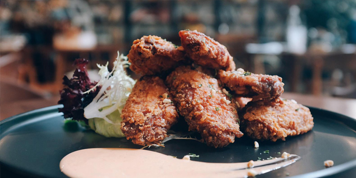 Chicken Wings, Jie Genge, Mong Kok, Hong Kong