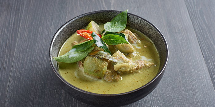 Chicken in Green Curry from Bangkok Jam (Marina Square) in Promenade, Singapore