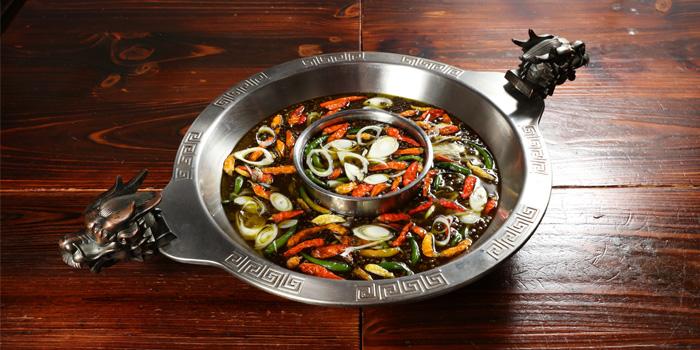 Chongqing Green Spicy Pot, Palman Chongqing Hotpot, Jordon, Hong Kong