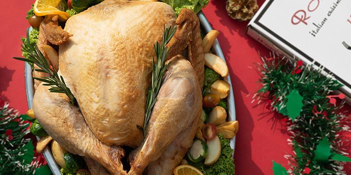 Festive Turkey (15 Nov to 1 Jan) from Rosso Vino in Robertson Quay, Singapore