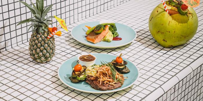 Dish 2 at Panama Kitchen & Pool, Canggu