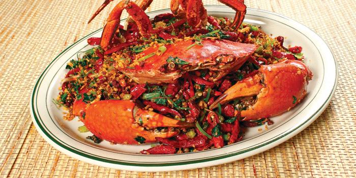 Deep Fried Spicy Crab, Palman Chongqing Hotpot, Jordon, Hong Kong