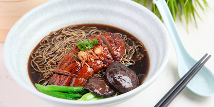 Duck Noodle (Soup) from The Dim Sum Place in Bugis, Singapore