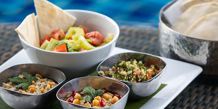 Pool Bar at Hyatt Regency Phuket Resort