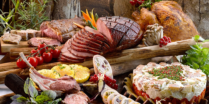 Festive Spread (2 Dec 2019 to 1 Jan 2020) from Food Capital at Grand Copthorne Waterfront Hotel in Robertson Quay, Singapore