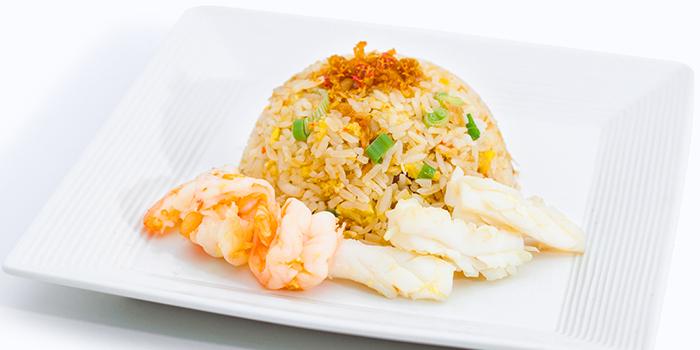 Fried Rice w Seafood & XO Sauce XO from Dian Xiao Er (Lot One) in Choa Chu Kang, Singapore