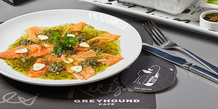 Dish 1 at Greyhound Cafe Gunawarman