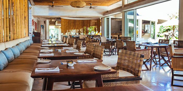 Interior from Cocoon Beach Club, Seminyak, Bali