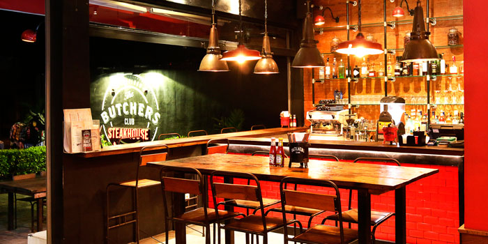 Interior 1 at The Butchers Club Steak House, Petitenget