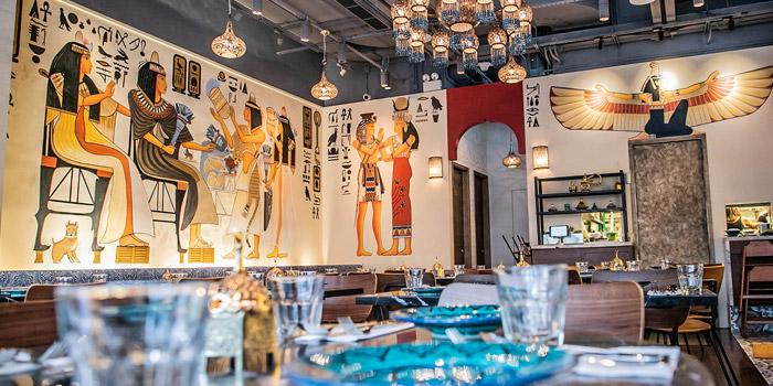Interior, AZIZA (Sai Ying Pun), Sai Ying Pun, Hong Kong