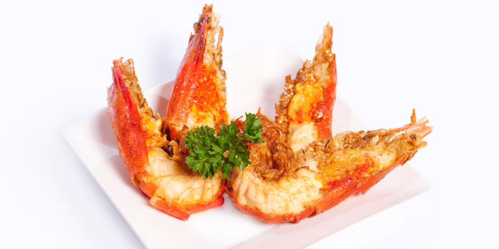 JiangNan Baked King Prawns from Dian Xiao Er (Jewel) in Changi, Singapore