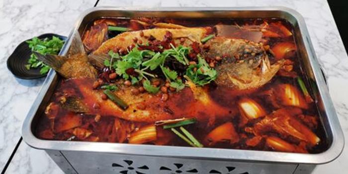 Lao Hero Mala Grilled Fish from Lao Hero Kitchen in Seletar, Singapore