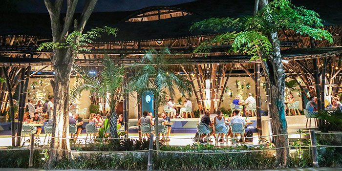 Ambiance from Makan Place, Legian, Bali