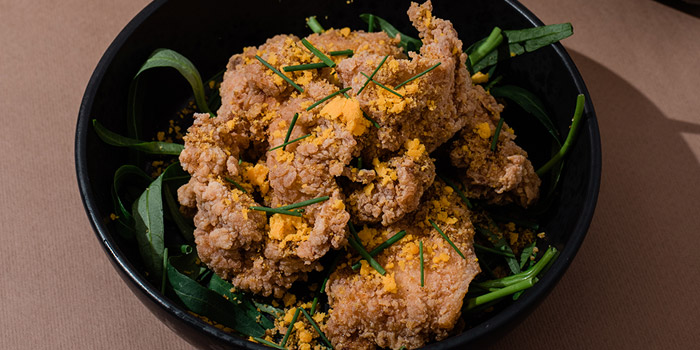 Nam Yu Fried Chicken, INTERVAL Coffee Bar, Central, Hong Kong