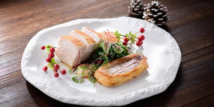 New Zealand Free Range Turkey Breast, Alibi - Wine Dine Be Social, Mong Kok, Hong Kong