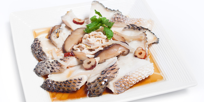 Old-Style Steamed Fish Slices from Dian Xiao Er (Waterway Point) in Punggol, Singapore