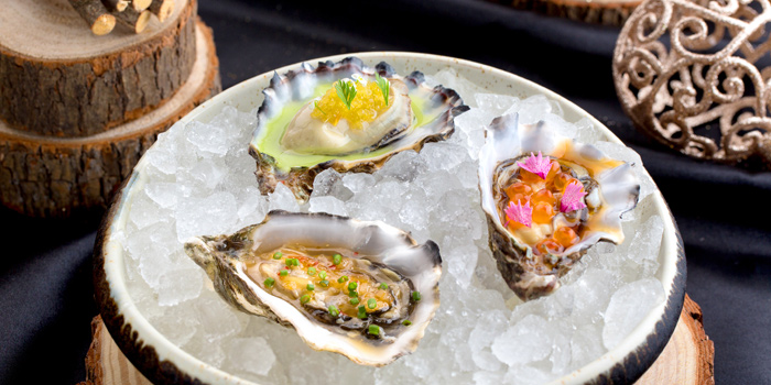 Ostra Regal Oysters, Cruise, North Point, Hong Kong