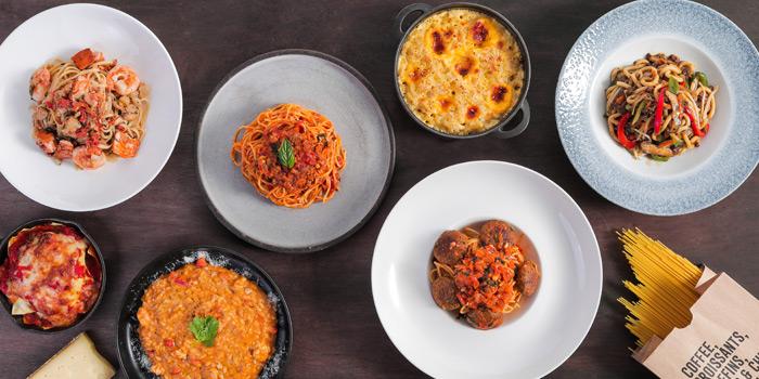 Pasta & Rice, Classified, Repulse Bay, Hong Kong