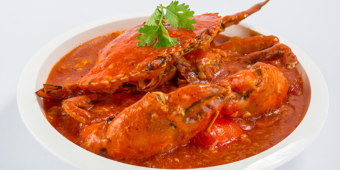 Chilli Crab from 566 Seafood & Beer Garden At Mandai Hill in Woodlands, Singapore