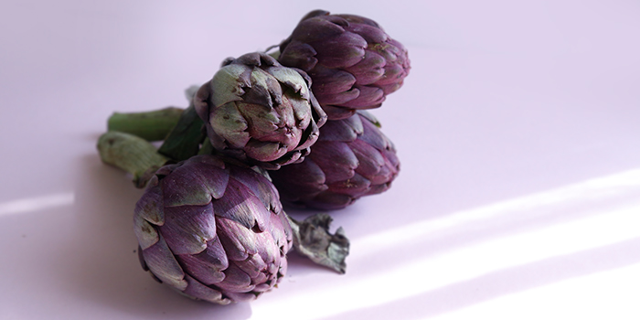 Artichokes from Art at National Gallery in City Hall, Singapore