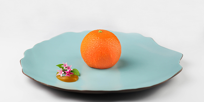 Orange with Lemon and Grapefruit from Art at National Gallery in City Hall, Singapore
