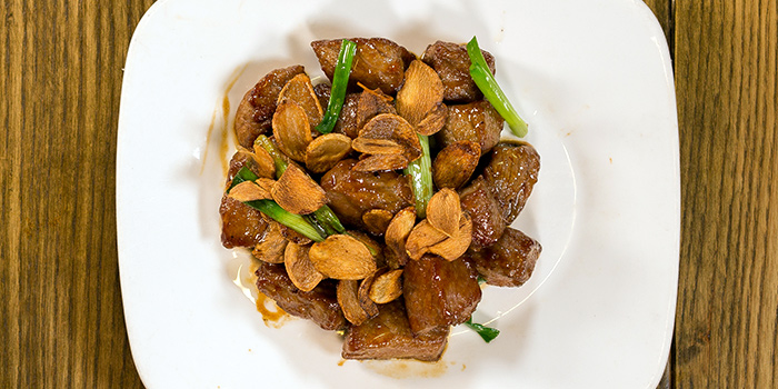 Beef Cubes from Char in Jalan Besar, Singapore