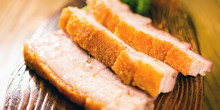 Roast Pork from Char in Jalan Besar, Singapore