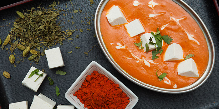Panner Makhani from Copper Chimney (Marina Bay Financial Center) in Marina Bay, Singapore