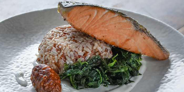 Baked Salmon from Erwin