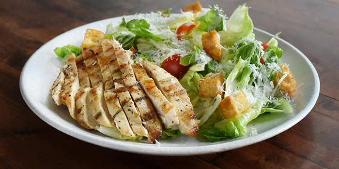 Caesar Chicken Salad from Erwin