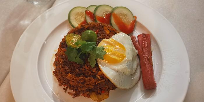 Nasi Goreng from Foresta Restaurant & Bar in Dempsey, Singapore