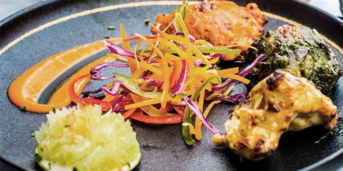 Chicken Tandoori from Gabbar Bistro & Bar in Clarke Quay, Singapore
