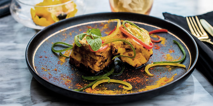 Paneer from Gabbar Bistro & Bar in Clarke Quay, Singapore