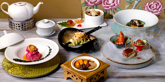 Tea-infused Creations from Hua Ting at Orchard Hotel Singapore in Orchard, Singapore