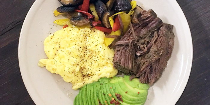 Ultimate Breakfast from Kitchen by Food Rebel in Telok Ayer, Singapore