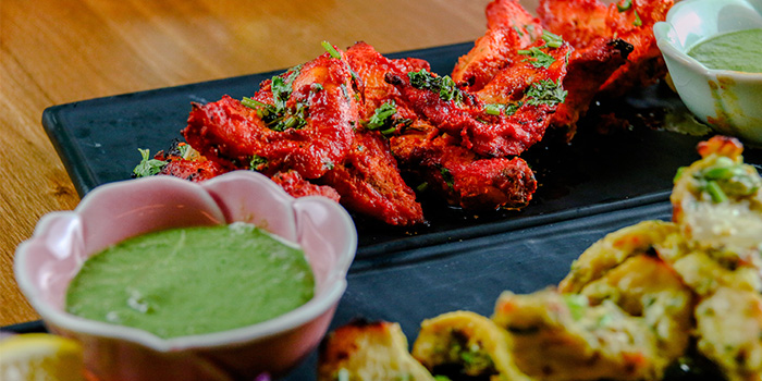 Chicken Tikka from Kitchen Kumars in Duxton, Singapore