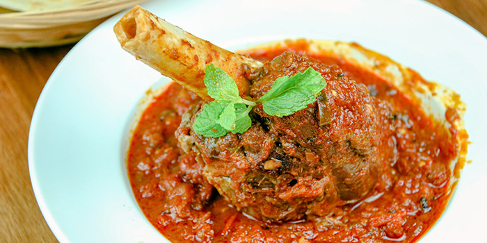 Lamb Shank from Kitchen Kumars in Duxton, Singapore