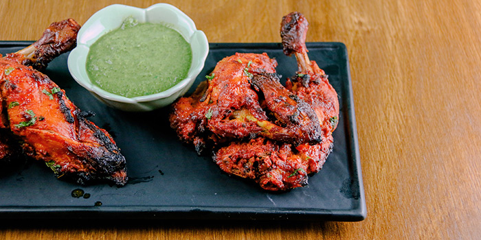 Tandoori Chicken from Kitchen Kumars in Duxton, Singapore