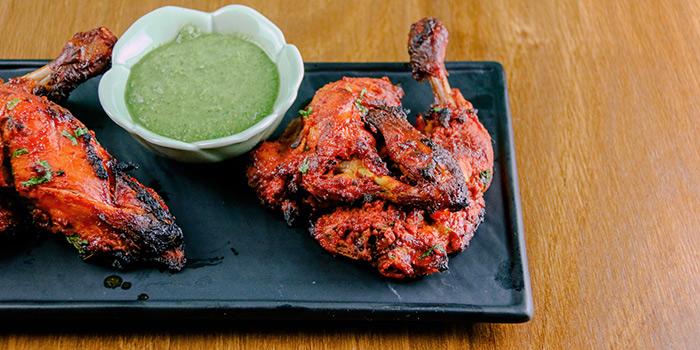 Tandoori Chicken from Kitchen Kumars in Duxton, Singapore
