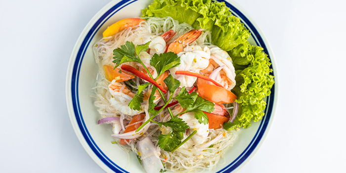 Pad Thai Kung from Little Elephant SG Thai Bistro in Tiong Bahru, Singapore