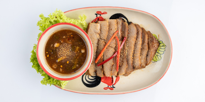 Pork from Little Elephant SG Thai Bistro in Tiong Bahru, Singapore