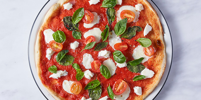 Margherita Bufala from PizzaExpress (Scotts Square) in Orchard, Singapore