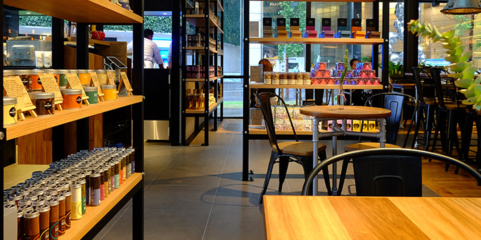 Interior of The Providore (Raffles Place) in Raffles Place, Singapore