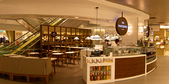 Exterior of The Providore (Tangs Orchard) in Orchard, Singapore