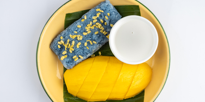 Mango Sticky Rice from Little Elephant SG Thai Bistro in Tiong Bahru, Singapore