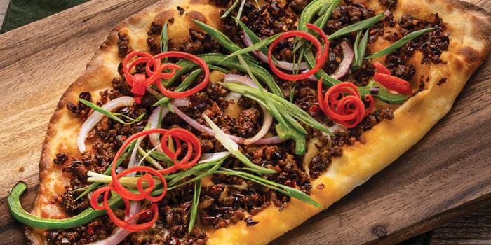 Recco Spicy Beef Ragu from Trattoria La Vita in Clarke Quay, Singapore