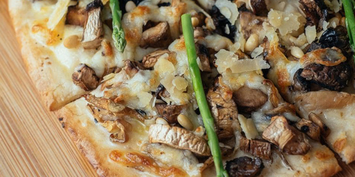 Truffle Mushroom from TWB Pizza and Bar in Bishan, Singapore