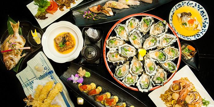 Set 2 from Teru Sushi in Tiong Bahru, Singapore